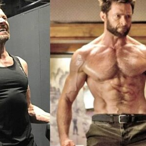 The Wolverine Diet/Workout