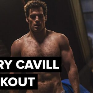 This is how Henry Cavill became the Man of Steel