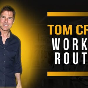 Tom Cruise Workout Routine Guide