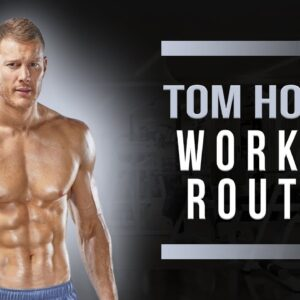 Tom Hopper Workout Routine Guide