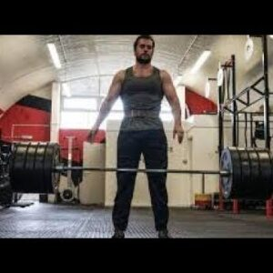 Training-Henry Cavill..