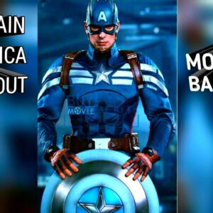 Free - Chris Evans | Captain America Workout| Monday Back | Marvel Infinity Wars Avengers
