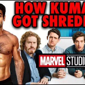 Whoa! Eternals Kumail Nanjiani & The Marvel Diet #Thirsty