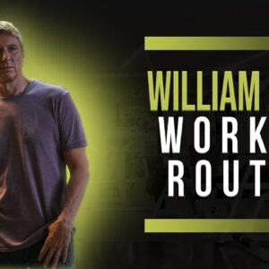 William Zabka Workout Routine Guide