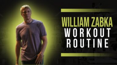 William Zabka Workout Routine Guide