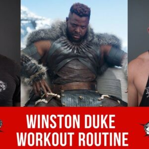 Winston Duke Workout Routine Guide