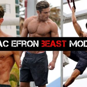 Zac Efron - BEAST MODE Workout Motivation | HD!
