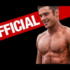 Zac Efron Chest Workout (OFFICIAL)