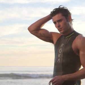 Zac Efron Men's Fitness behind the scenes