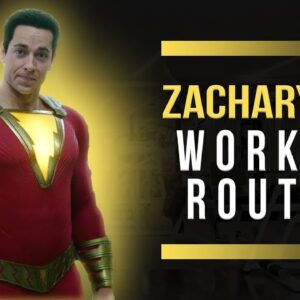 Zachary Levi Workout Routine Guide